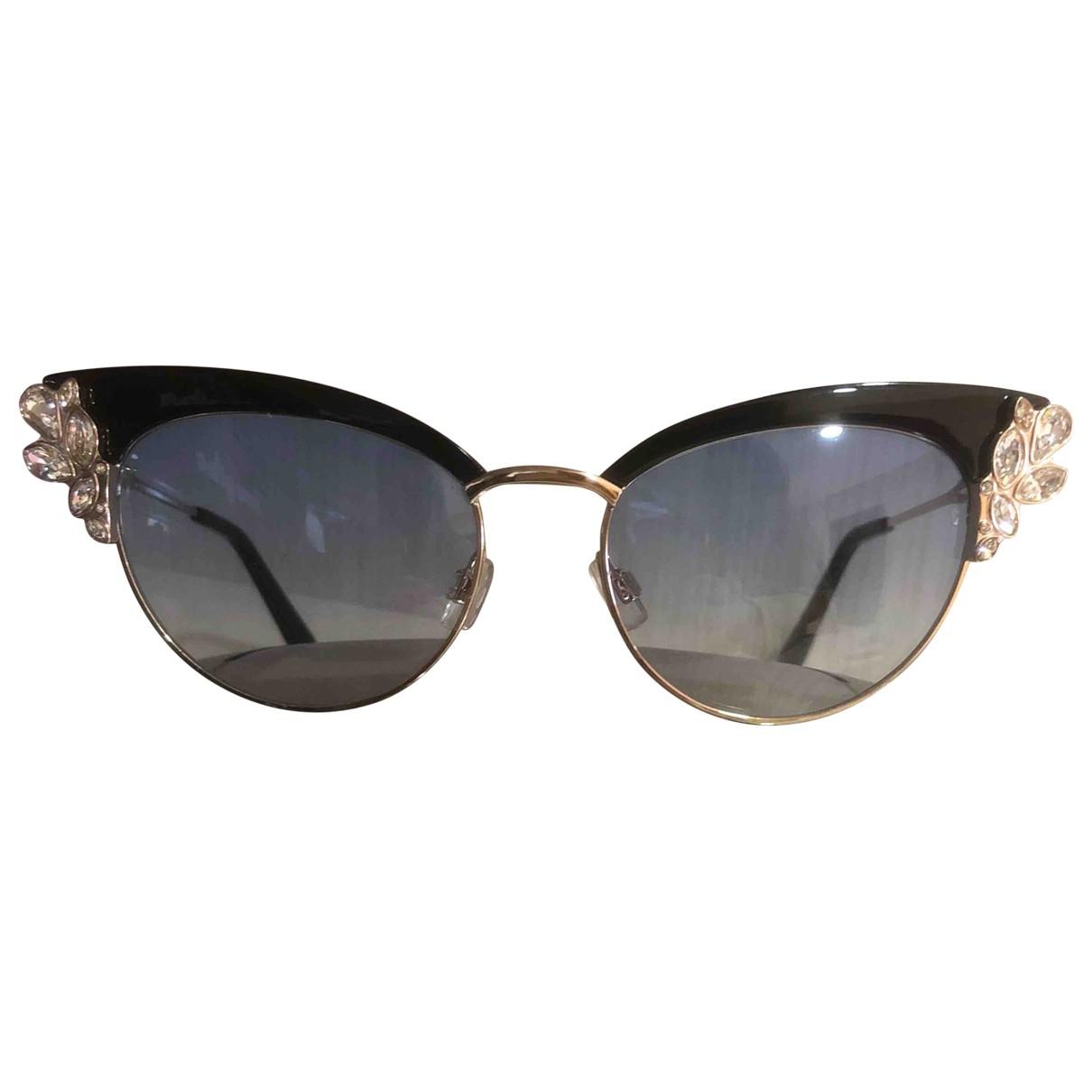 Dsquared2 \N Sonnenbrillen in  Silber Kunststoff