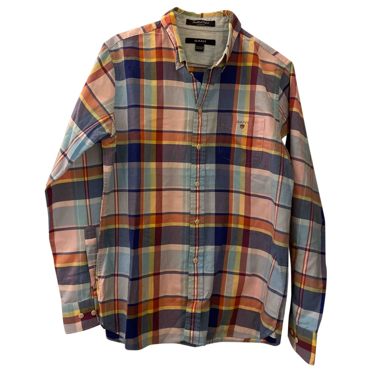 Gant N Multicolour Cotton  top for Kids 14 years - S FR