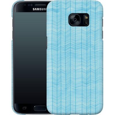 Samsung Galaxy S7 Smartphone Huelle - Fishbone von caseable Designs