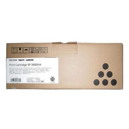 Ricoh 406465 Original Black Toner Cartridge High Yield