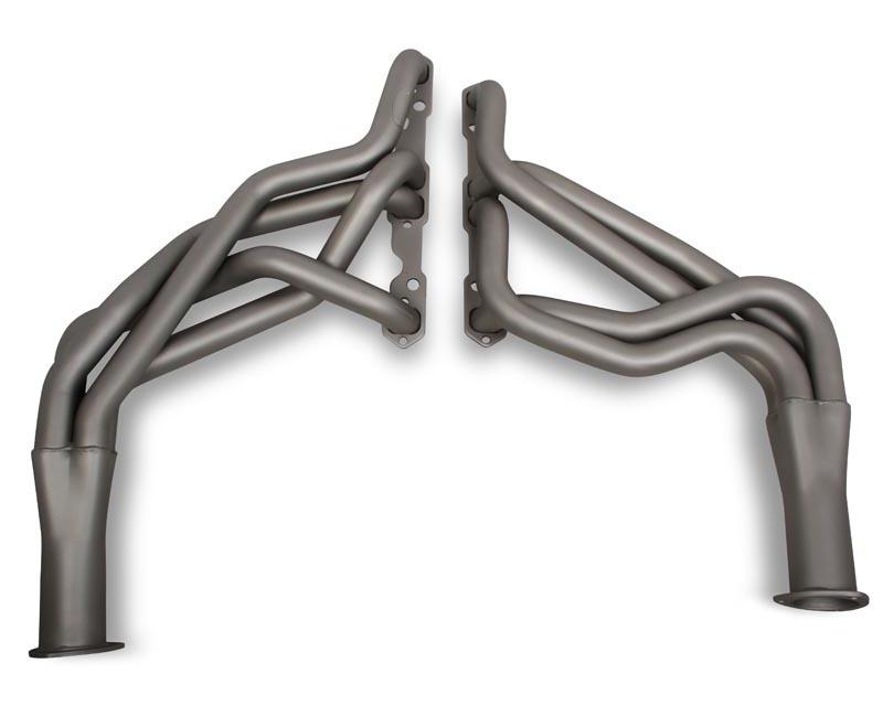Hooker 2840-4HKR Super Competition Long Tube Header - Titanium Ceramic Coated Chevrolet