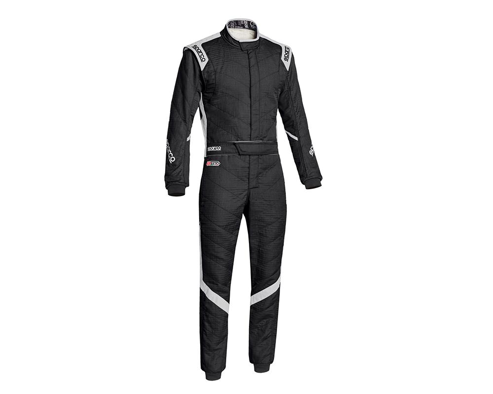 Sparco 0011277H66NRGR Victory RS-7 Suit 66 Black / Grey