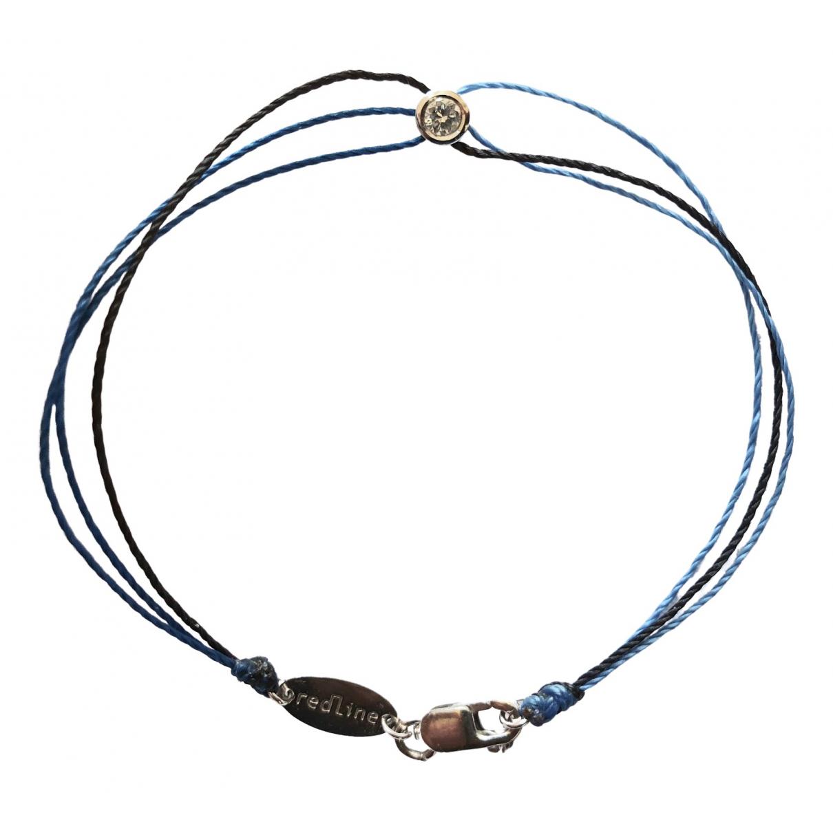 Redline - Bracelet   pour femme en or blanc