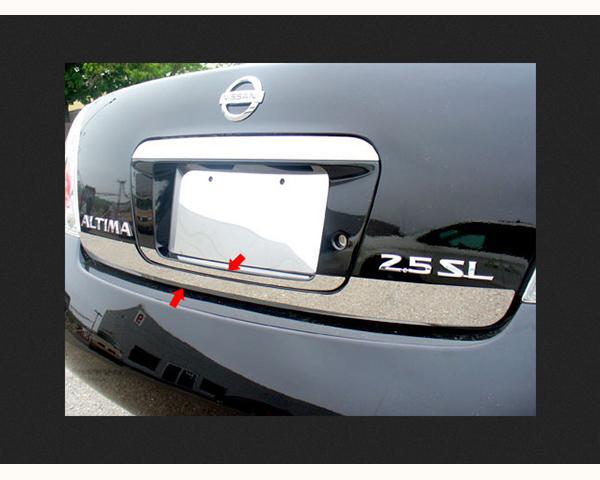 Quality Automotive Accessories 2-Piece Rear Deck Trim Nissan Altima 2005