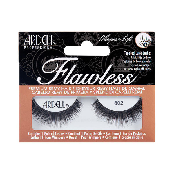 Flawless Tapered Luxe Lashes #802