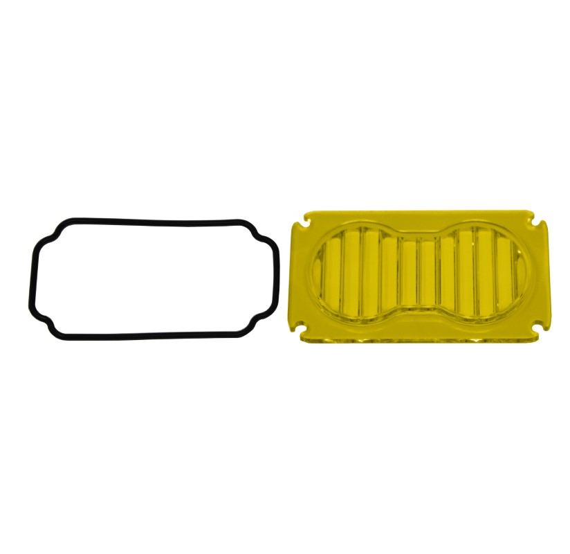 Baja Designs 660215 S2 Amber Wide Cornering Lens Kit