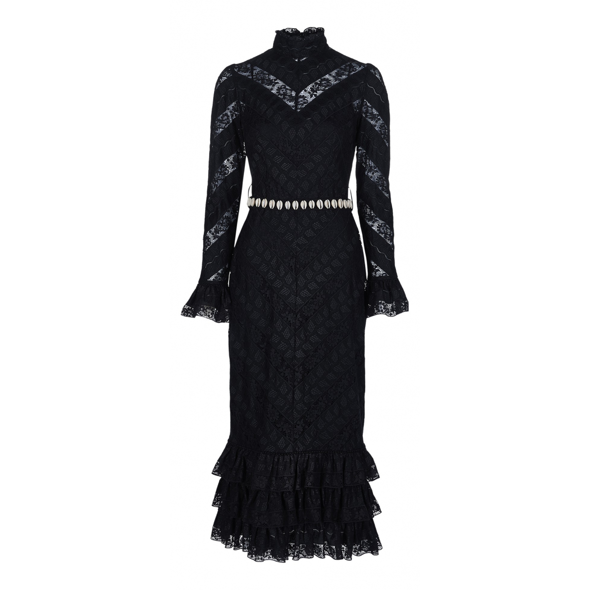 Zimmermann N Black Cotton dress for Women 10 UK