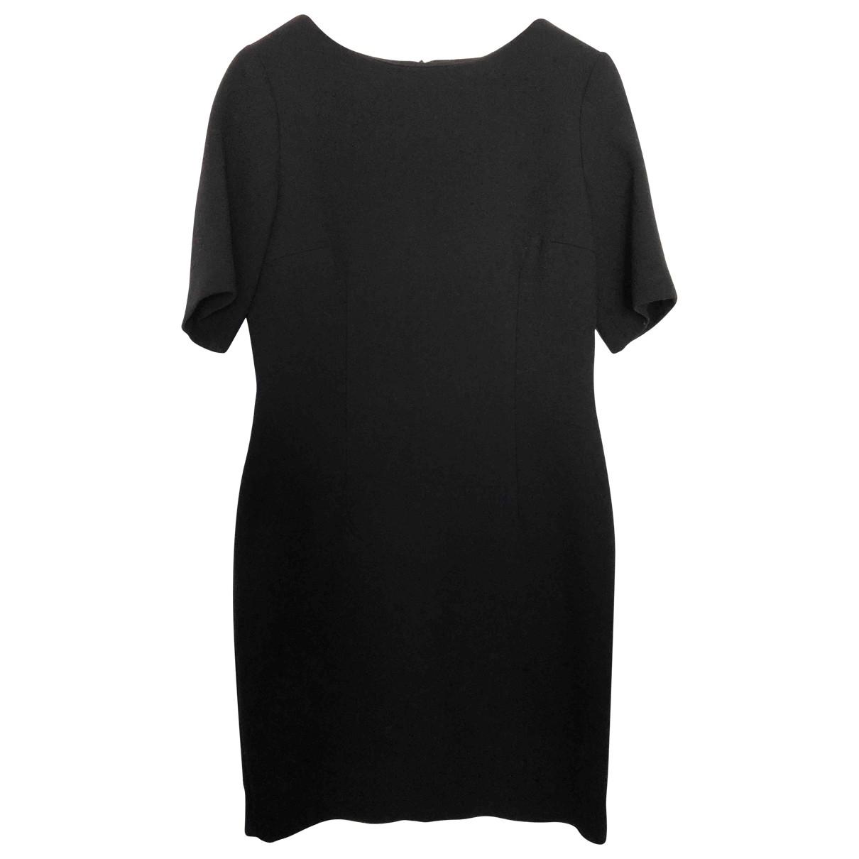 Cinzia Rocca - Robe   pour femme en laine - noir