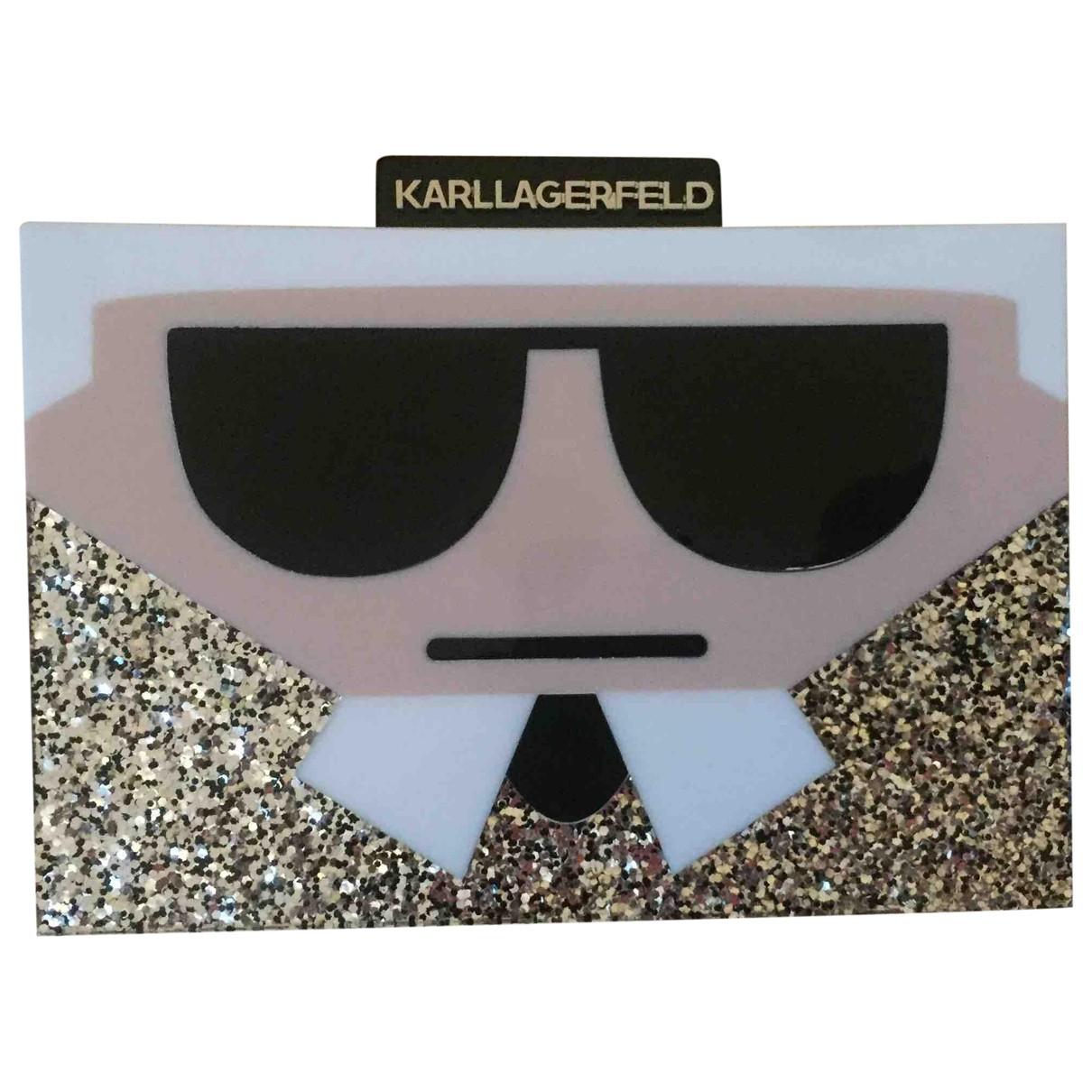 Karl - Pochette   pour femme - multicolore