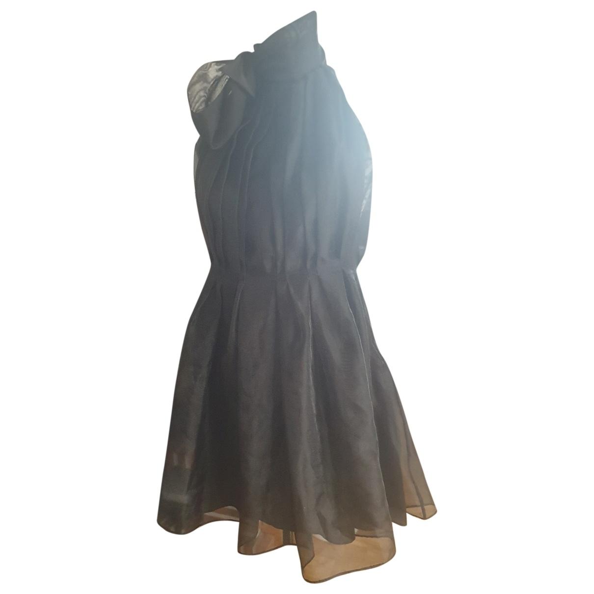 Zara \N Black dress for Women 40 FR