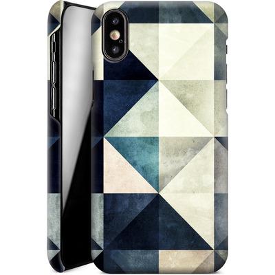 Apple iPhone X Smartphone Huelle - Glyzbryks von Spires