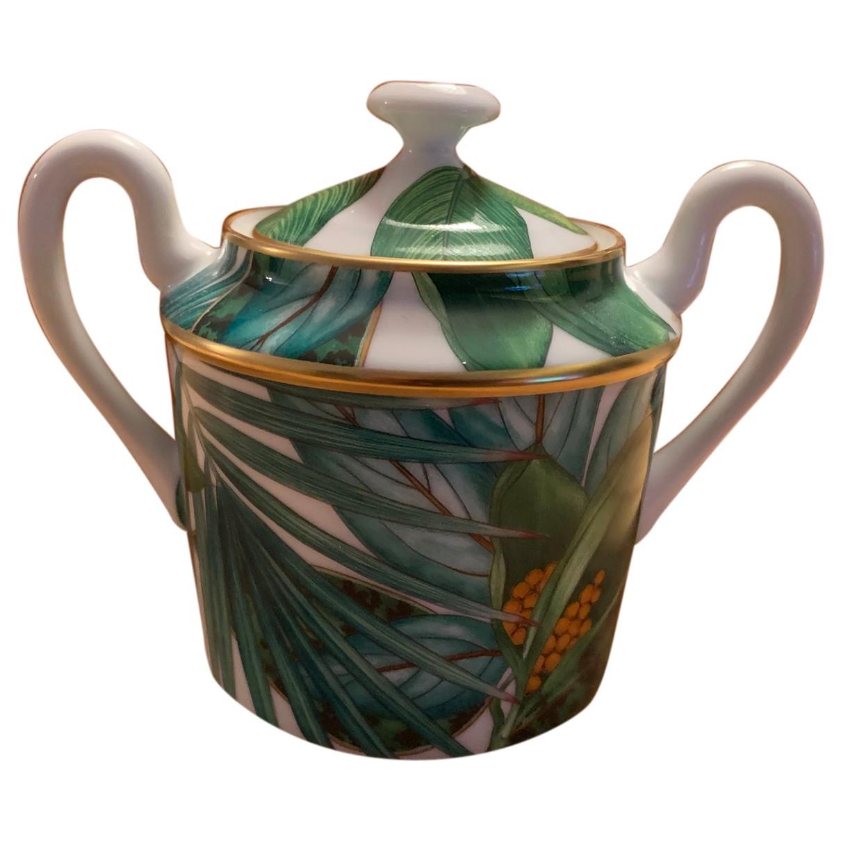 Tetera de Porcelana Hermes