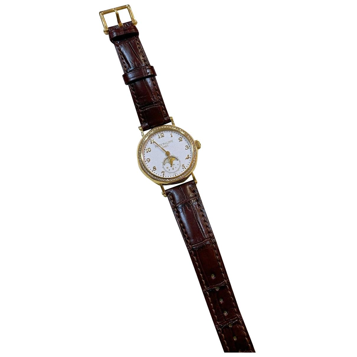 Reloj de Oro amarillo Patek Philippe
