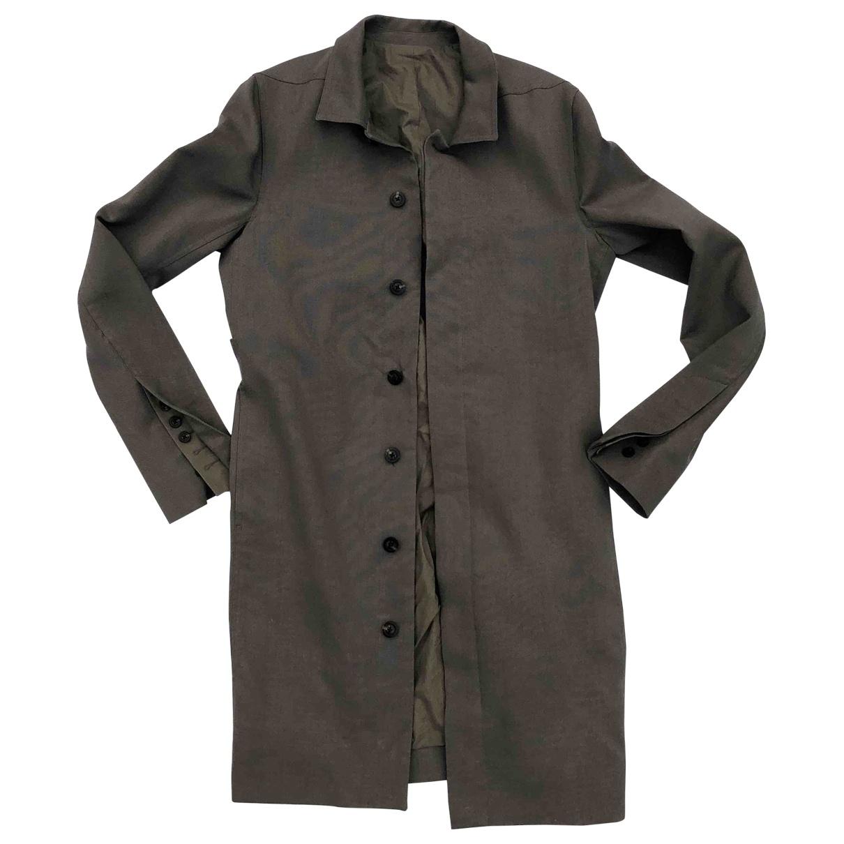Rick Owens \N Grey Wool jacket  for Men 46 IT