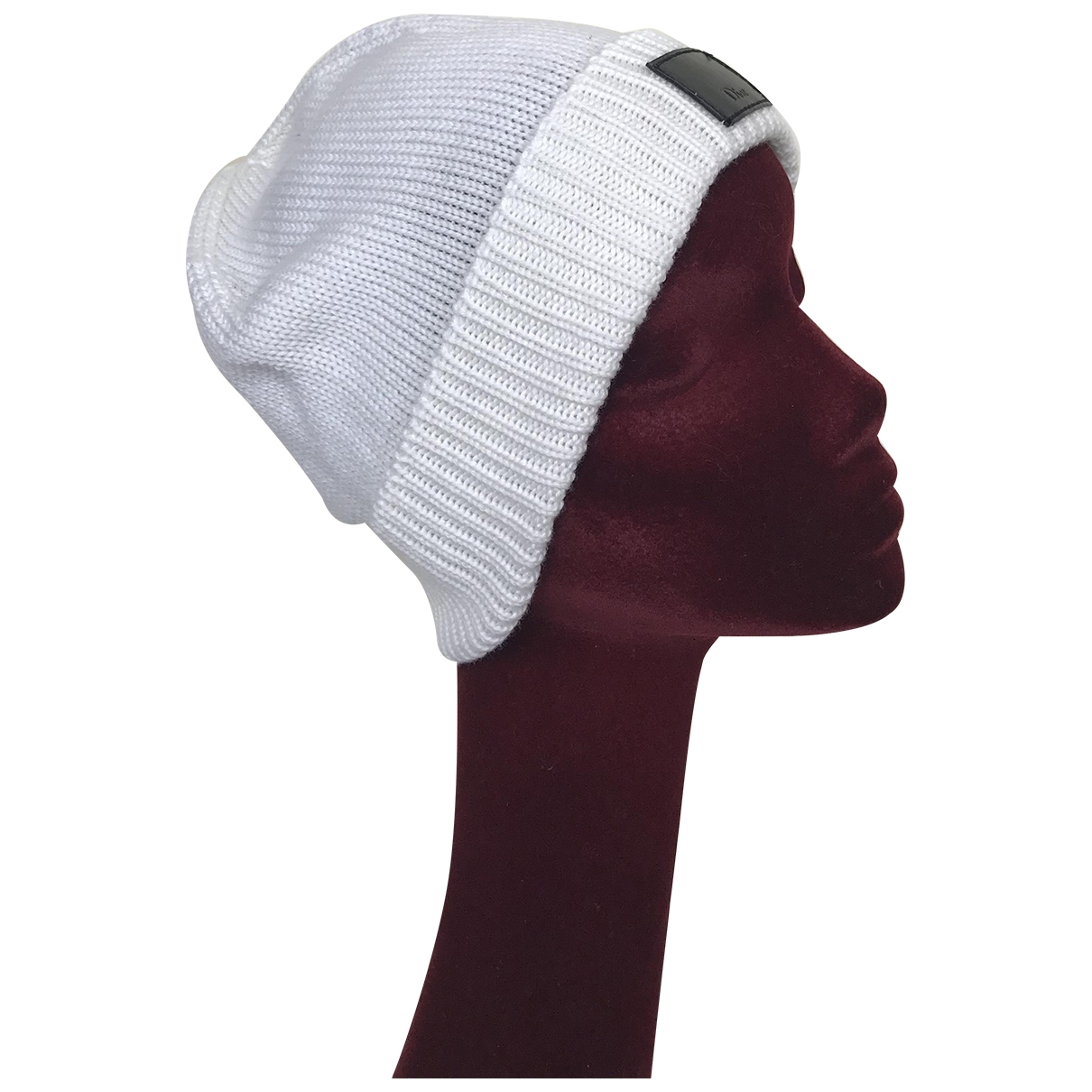 Dior Homme \N White Wool hat & pull on hat for Men L International