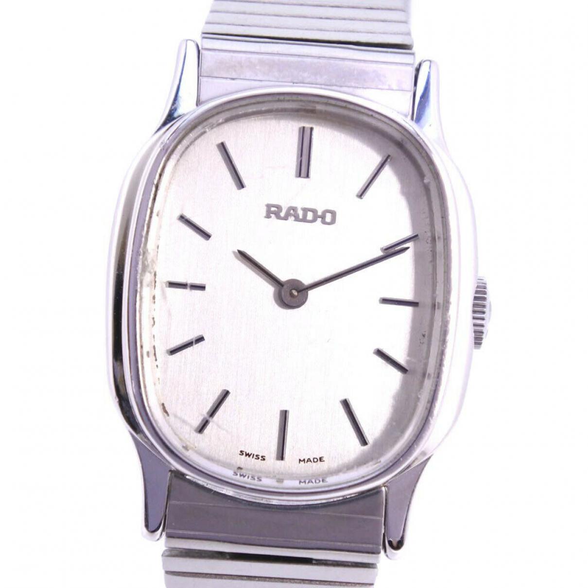 Rado - Montre   pour femme en acier - argente