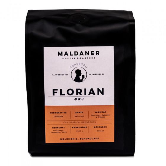 """Kaffeebohnen Maldaner Kaffeerosterei """"Espresso Florian, 1kg"""
