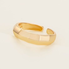 Gold Cuff Ring