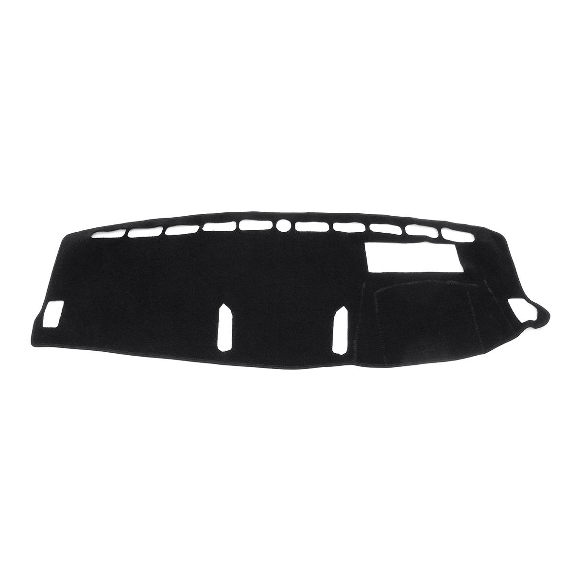 Right Dashboard Dash Mat For FORD RANGER PX2 MK2 MK3 XLT 6/2015-19