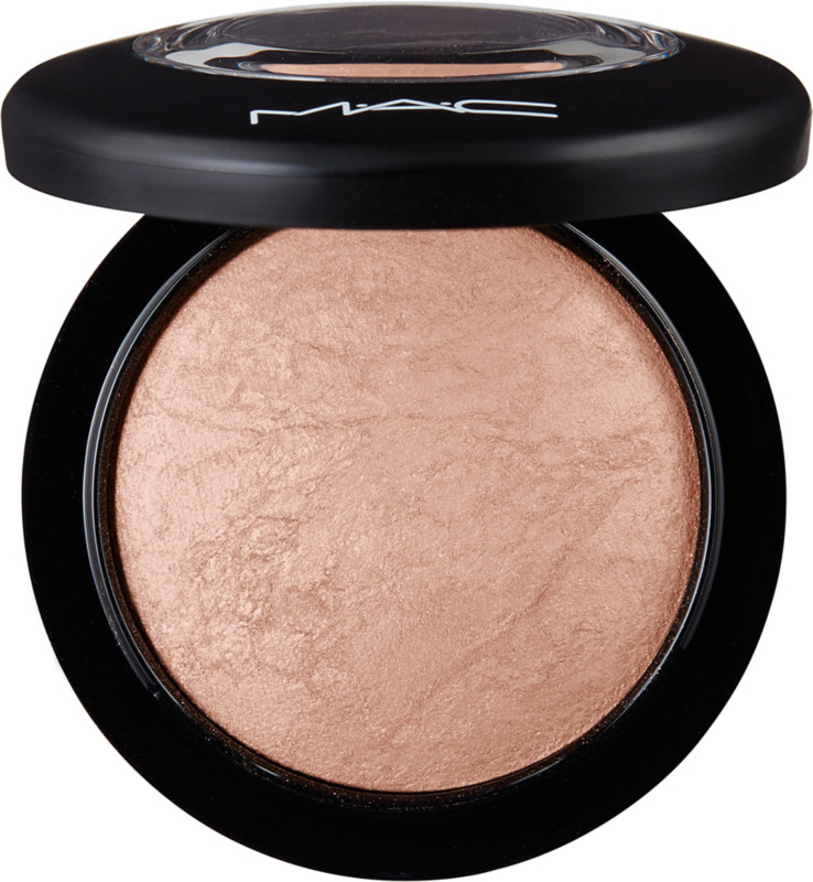 Mineralize Skinfinish Highlight Face Powder - Soft And Gentle (gilded peach bronze)