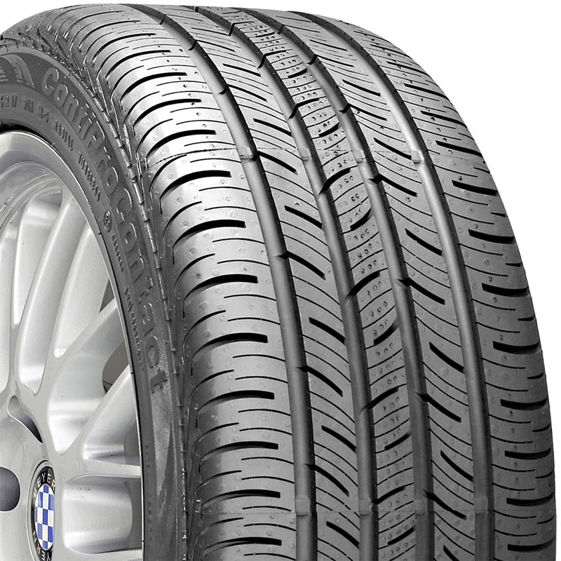 Continental 15448440000 Pro Contact Tire P 225/60 R17 98T SL BSW SU