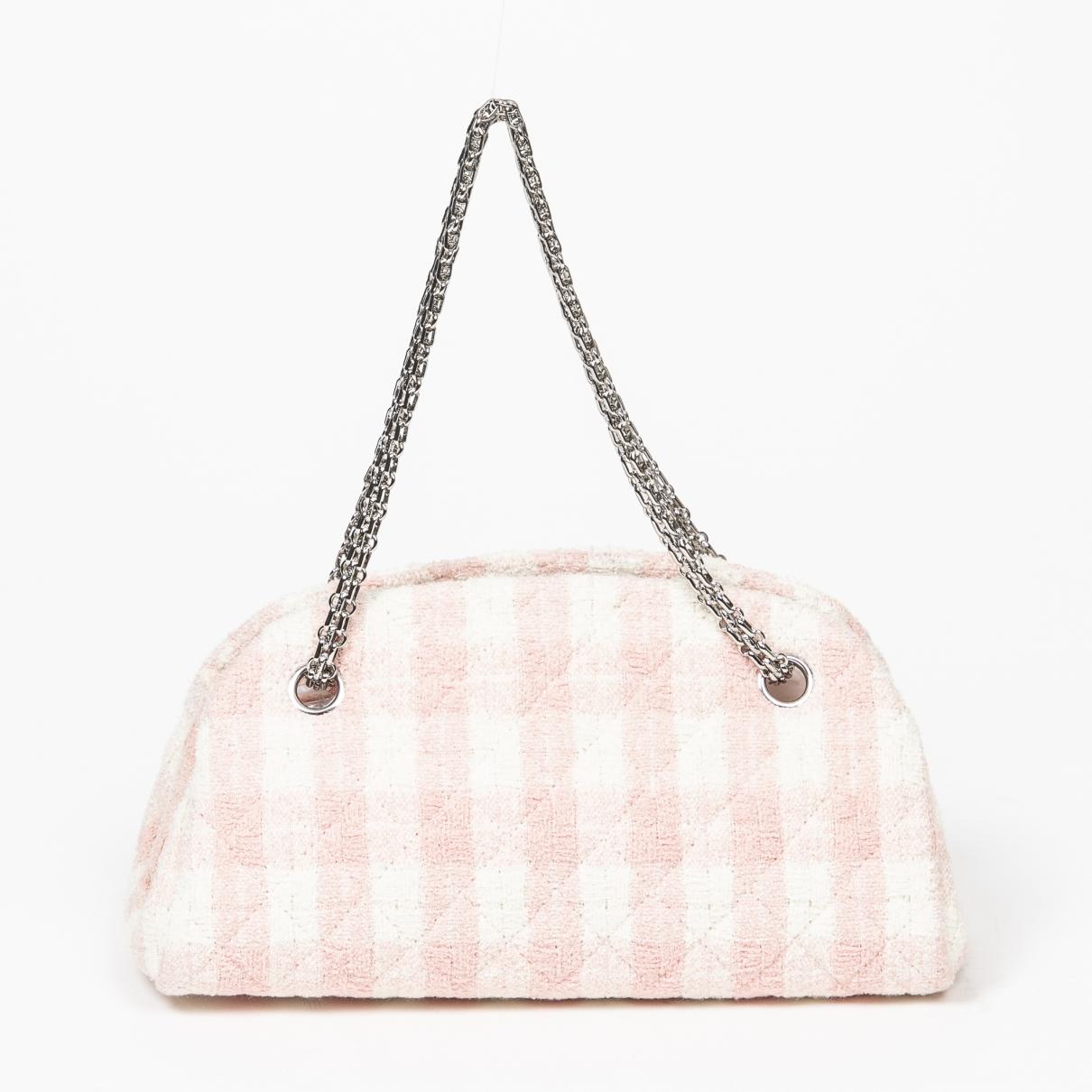 Chanel \N Handtasche in  Rosa Leder