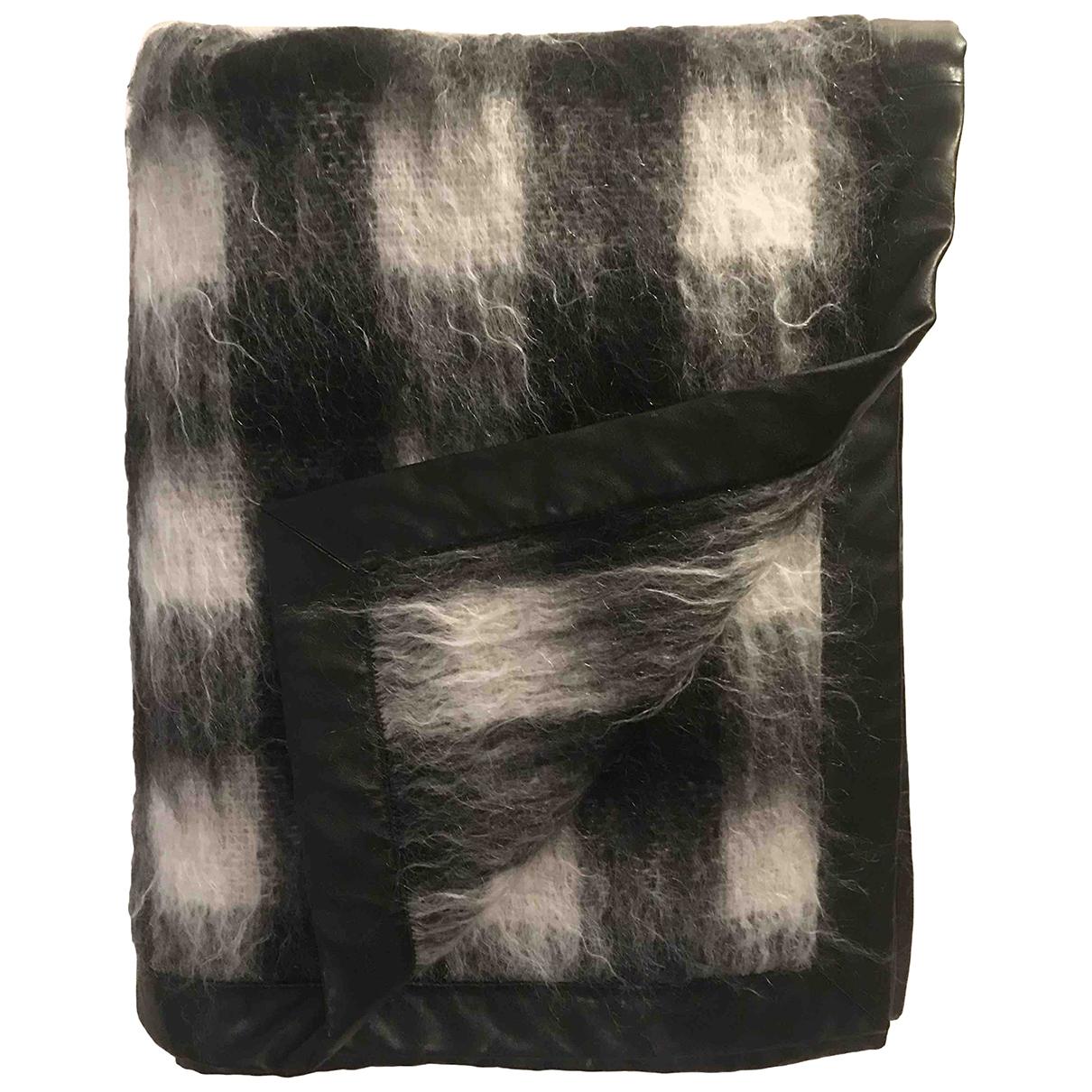 Prada - Linge de maison   pour lifestyle en laine - noir