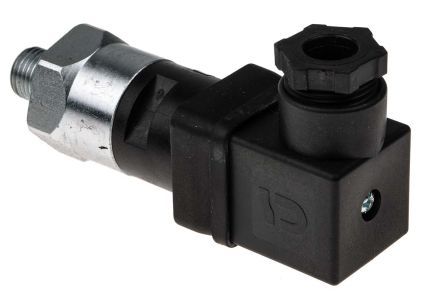 Gems Sensors Air, Hydraulic Pressure Switch, SPDT 65 → 300psi, 125/250 V, BSP 1/4 process connection