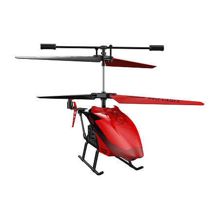Webrc Red Eagle Helicopter, One Size , Red