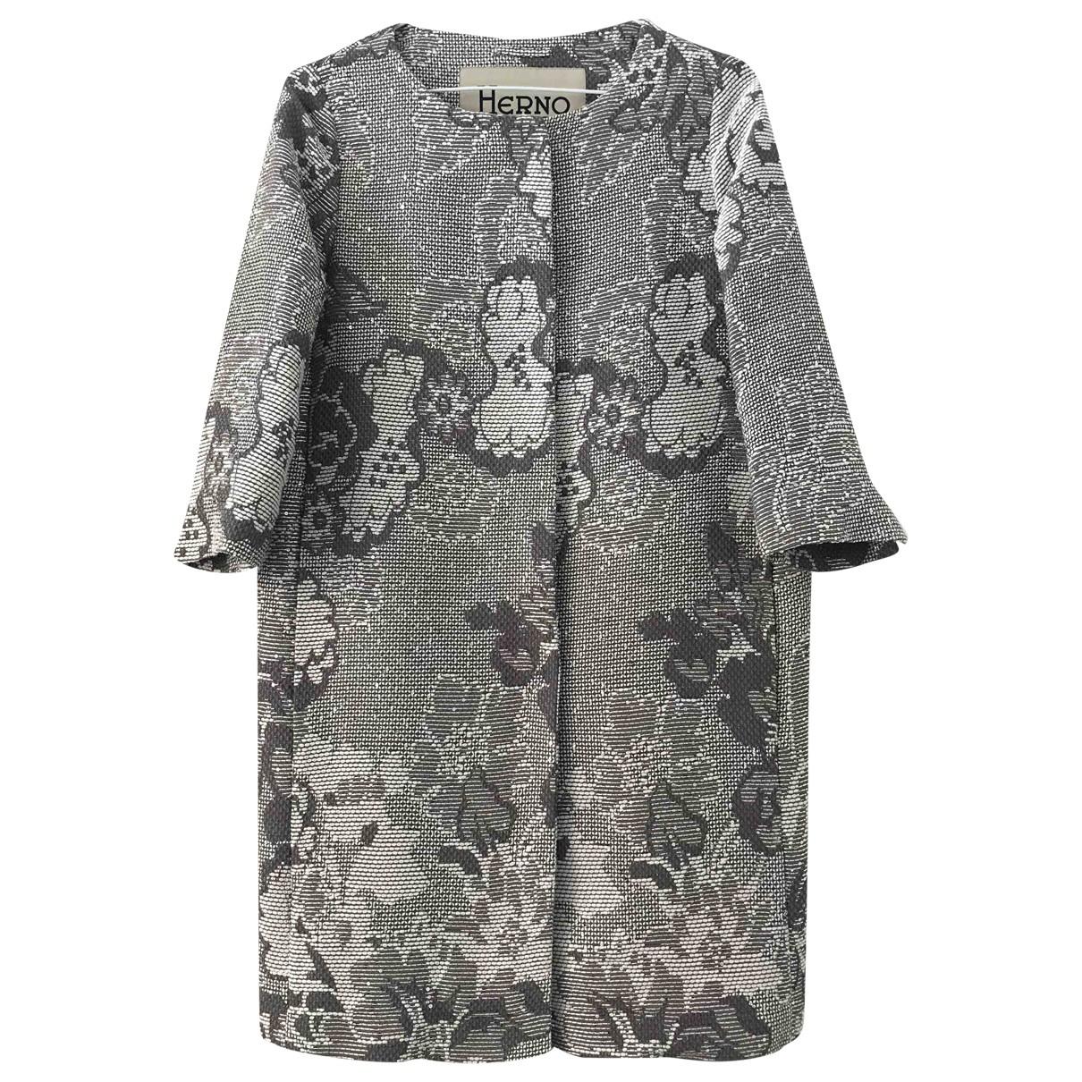 Herno \N Grey coat for Women S International