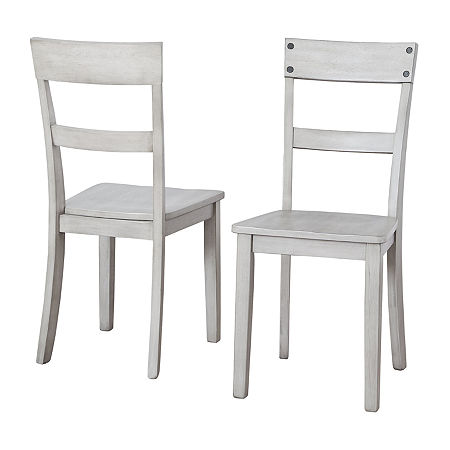 Signature Design by Ashley Loratti Dining Collection 2-pc. Side Chair, One Size , Gray