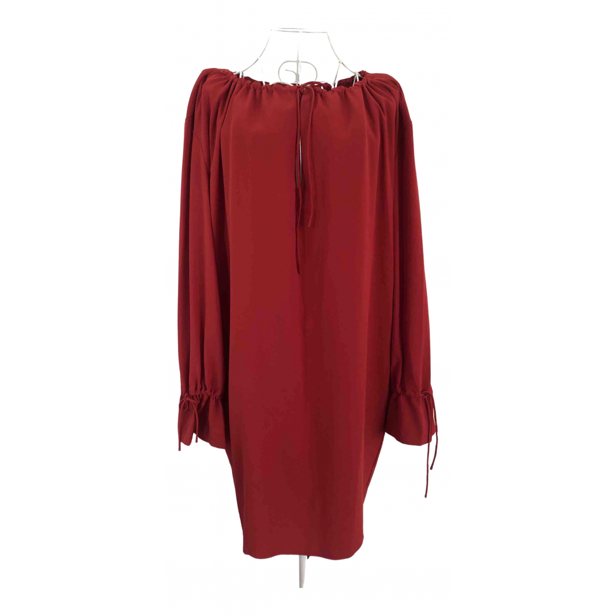 & Other Stories - Robe   pour femme - rouge