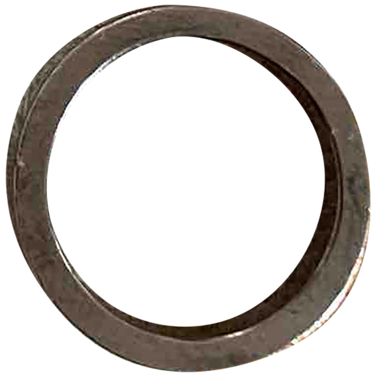 Repossi Berbère Black Silver ring for Women 44 EU