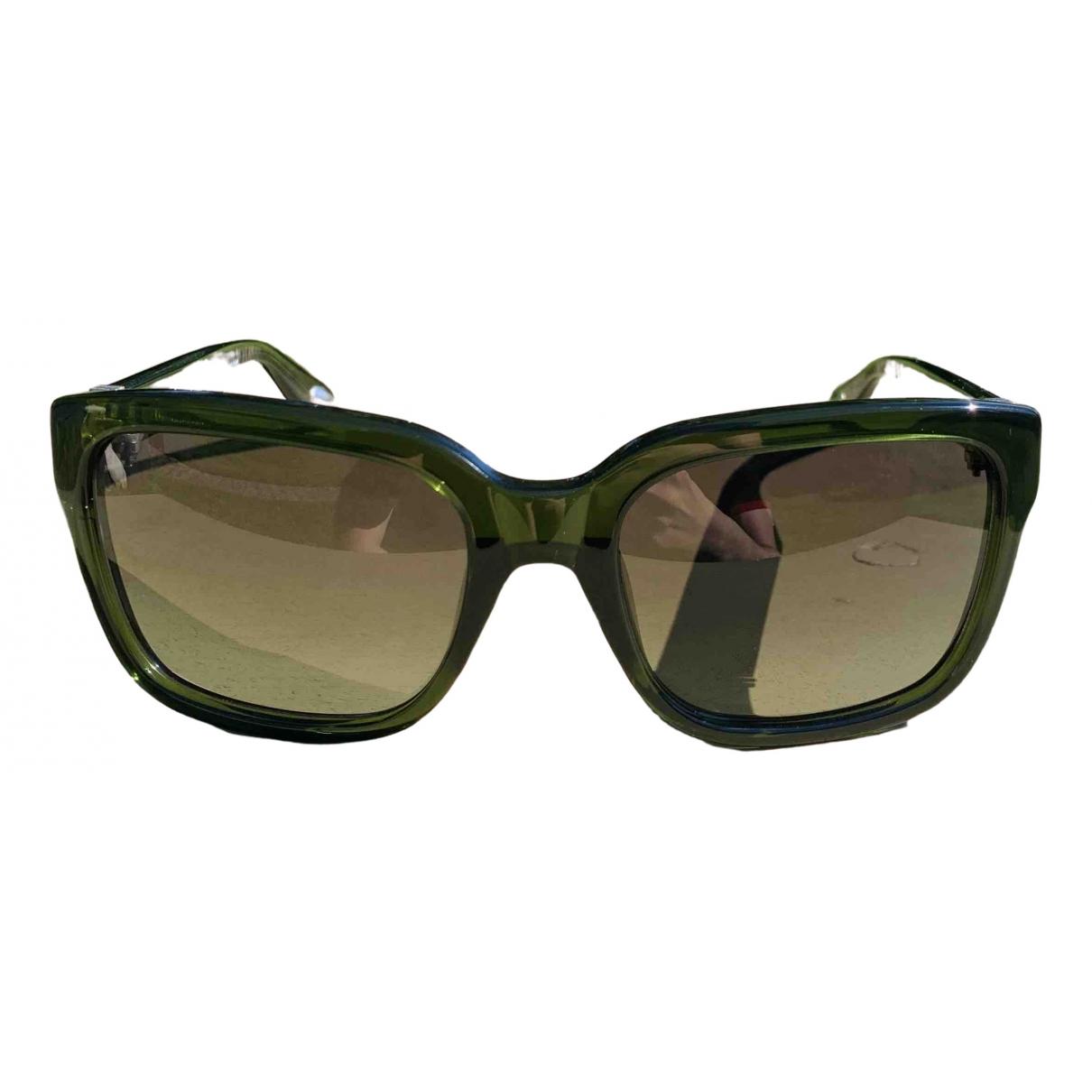 Ann Demeulemeester \N Green Sunglasses for Women \N