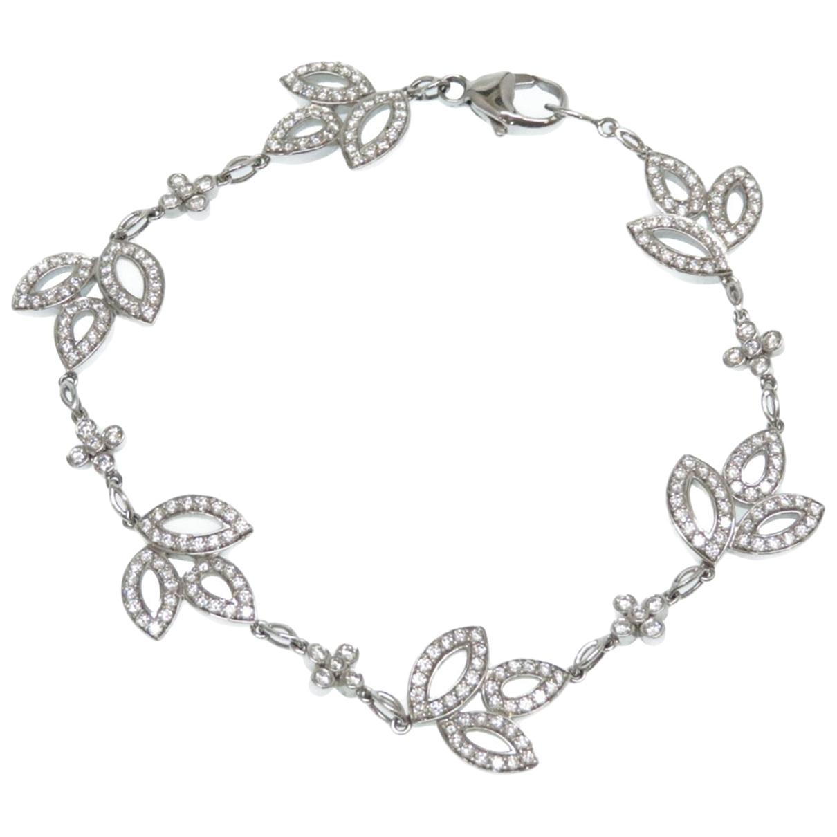 Harry Winston - Bracelet   pour femme en platine - argente
