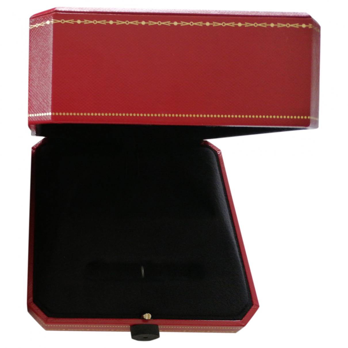Cartier - Objets & Deco   pour lifestyle en bois - rouge