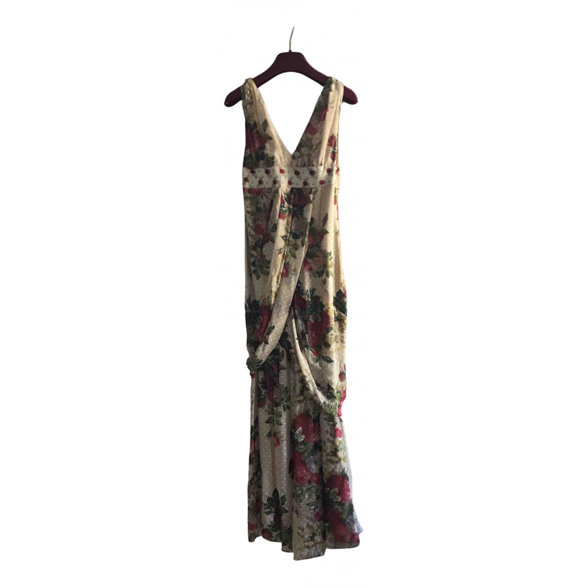 Kenzo \N Kleid in  Bunt Synthetik