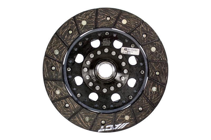 ACT 3000119 Perf Street Rigid Disc Acura Integra 90-91
