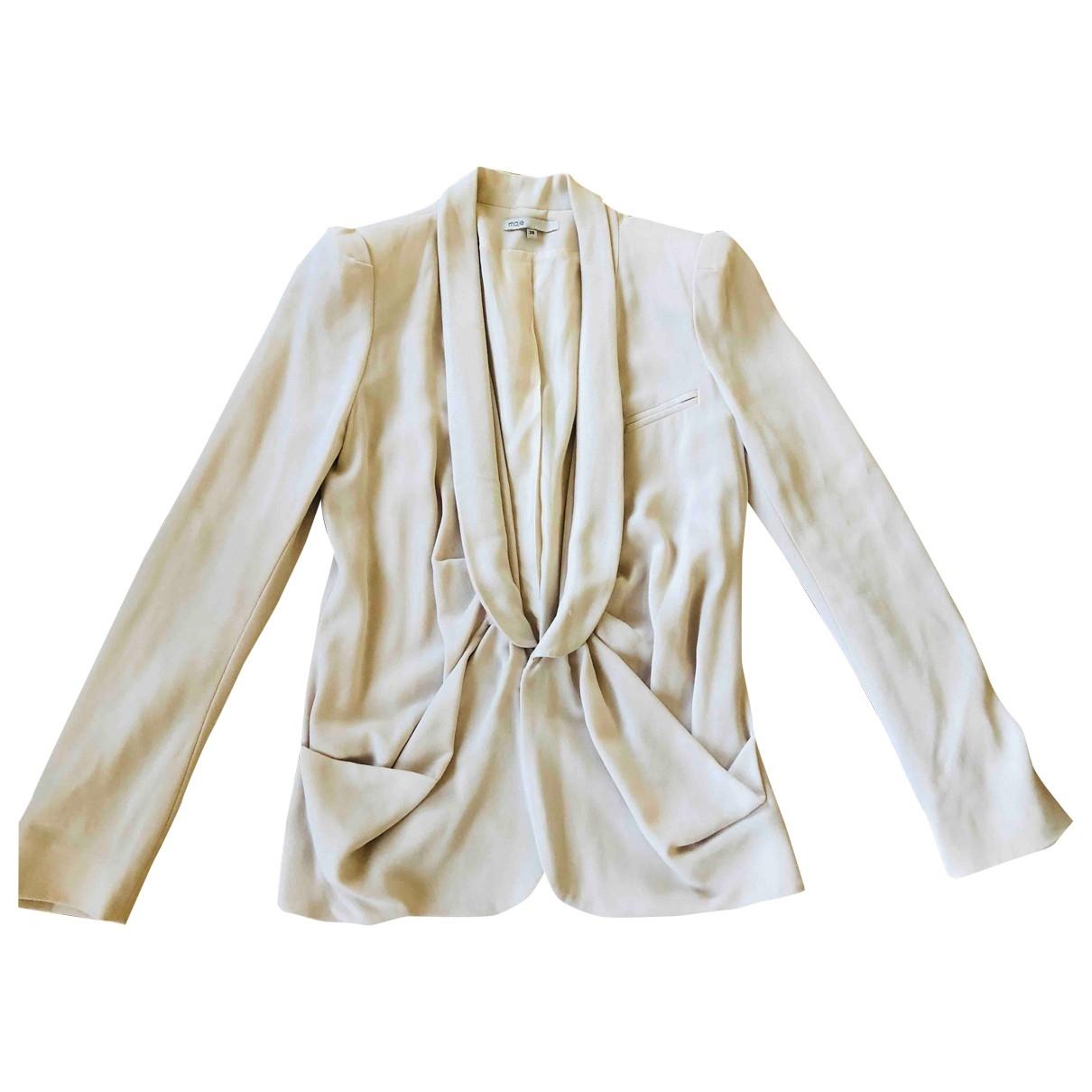 Maje \N jacket for Women 36 FR