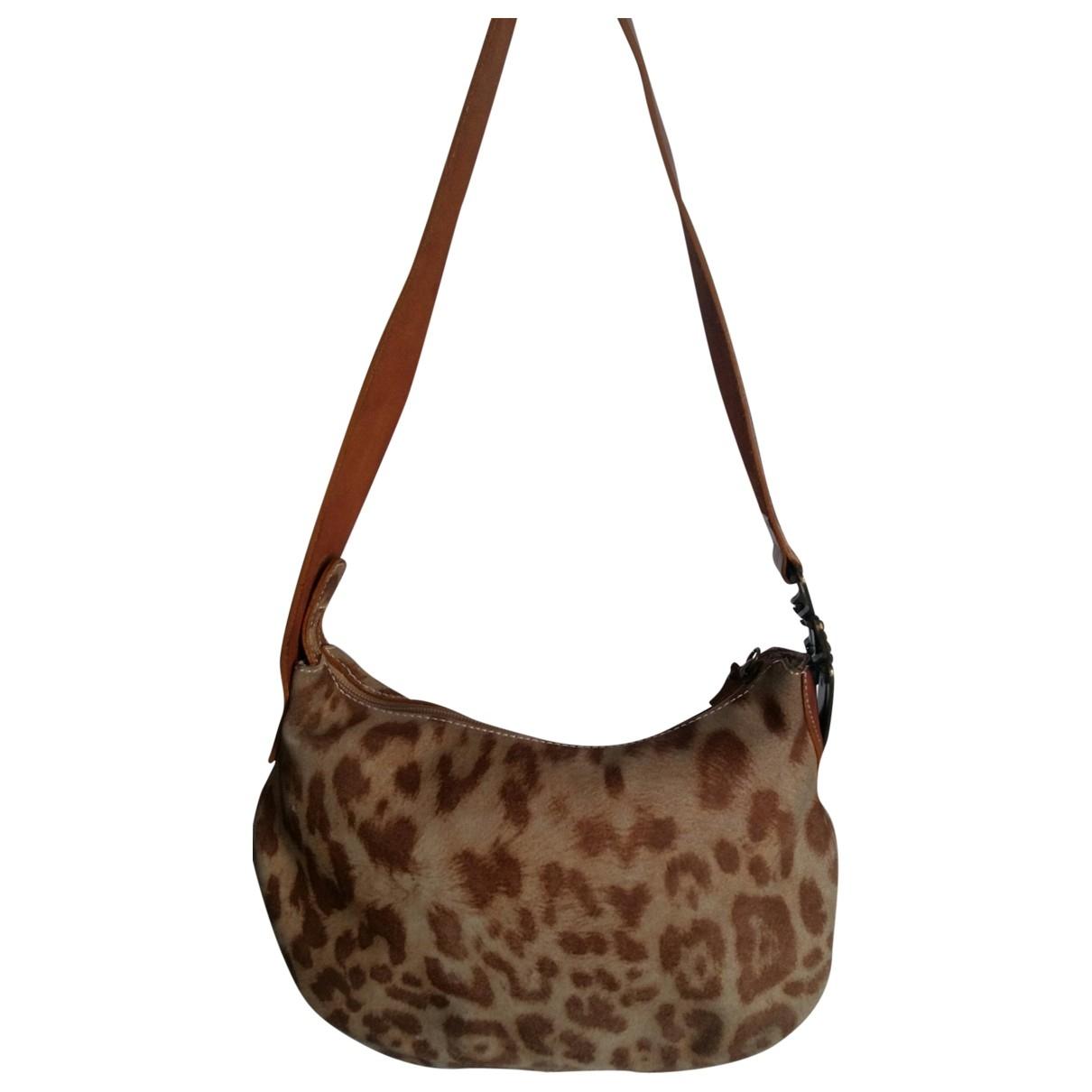 Just Cavalli \N Pony-style calfskin handbag for Women \N