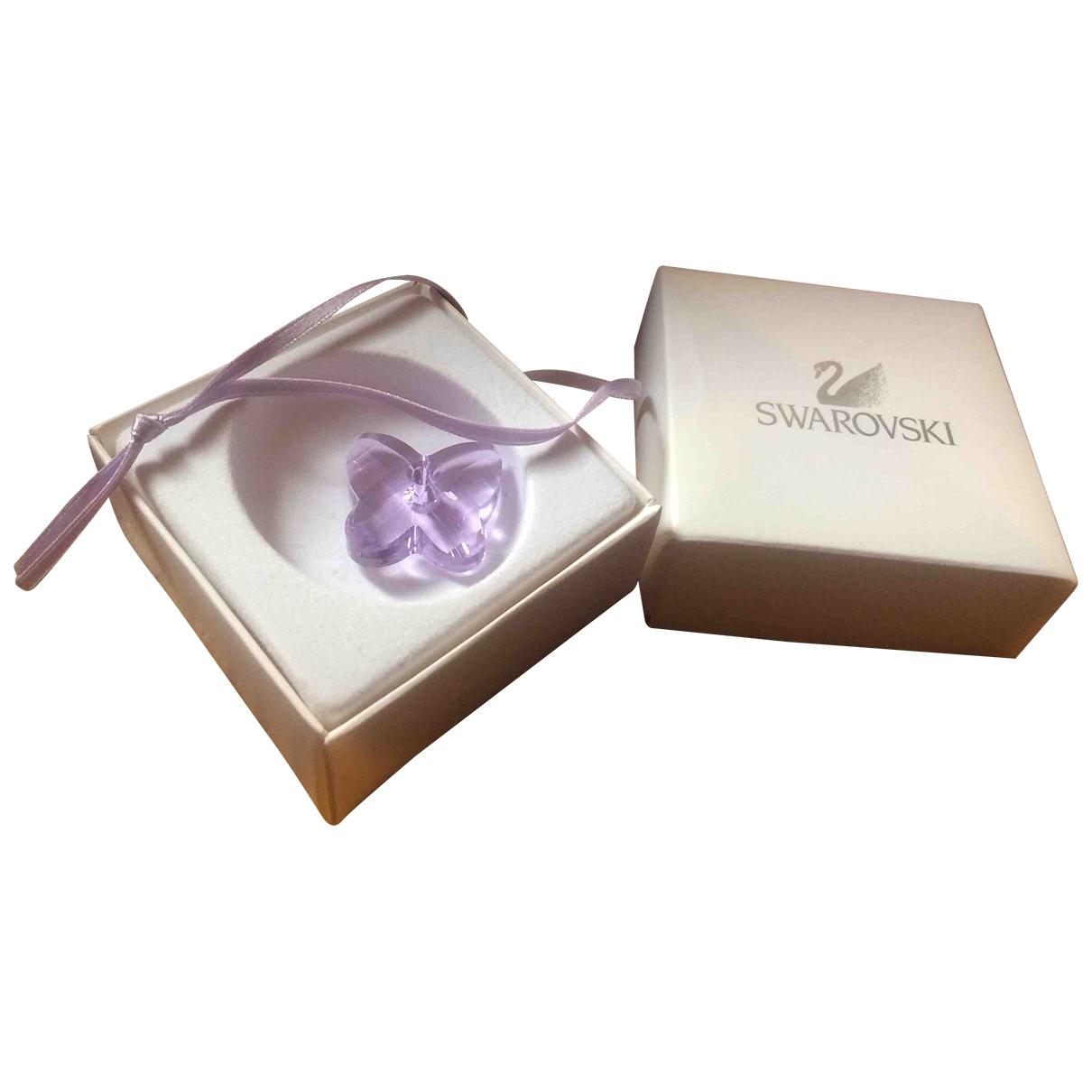 Swarovski \N Purple Crystal bracelet for Women \N