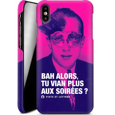 Apple iPhone XS Max Smartphone Huelle - Tu Vian Plus von Fists Et Lettres