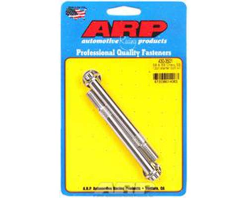 ARP SB and BB Chevy 3/8 12pt SS Pro Stock and Hi-Torque Starter Bolt Kit