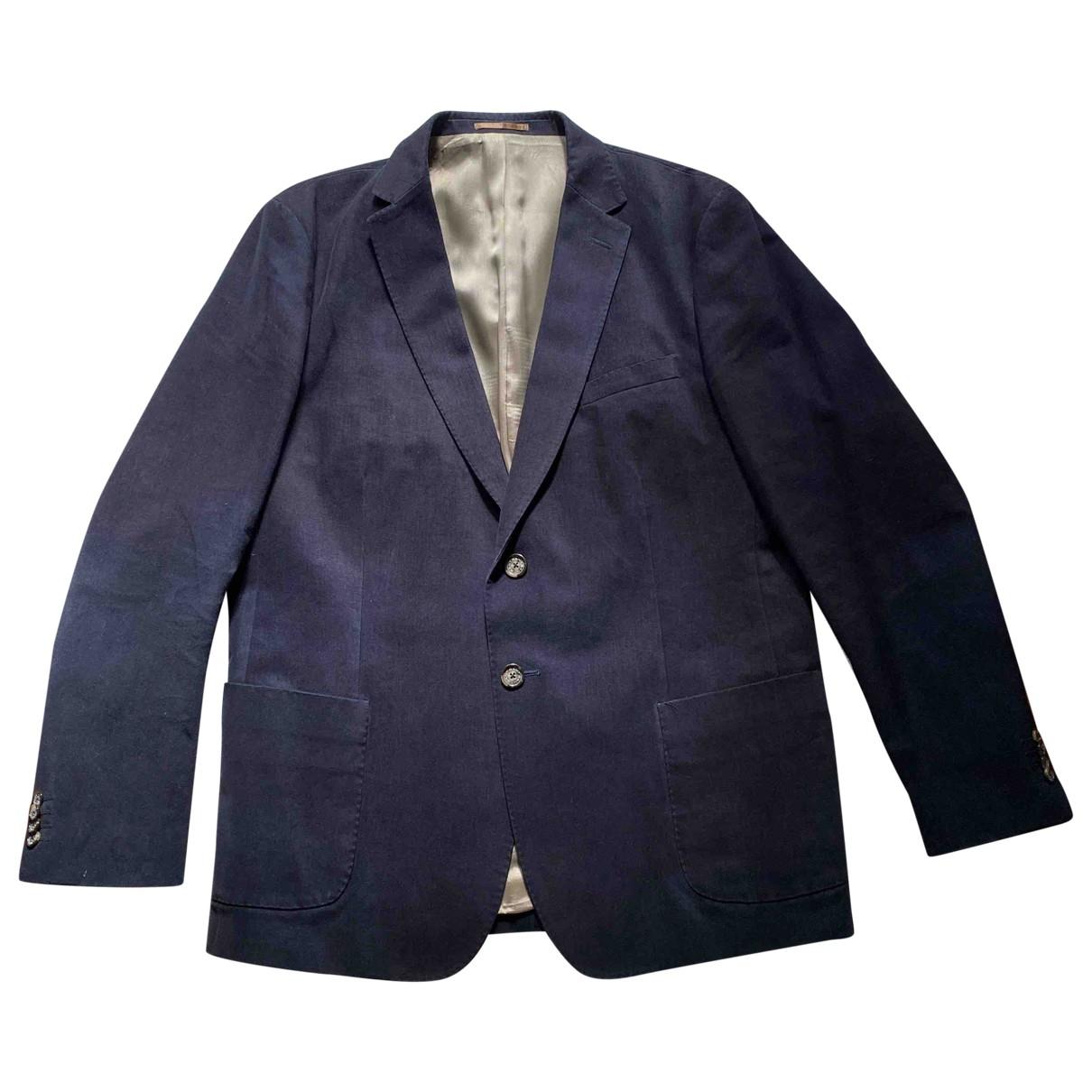 Gant \N Black Cotton jacket  for Men XL International