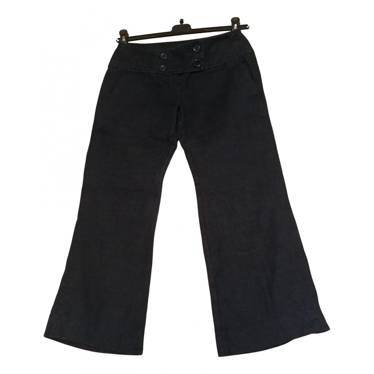Pantalon largo de Lino Max & Co