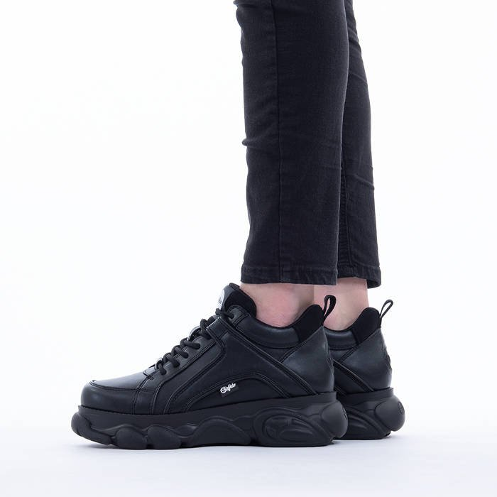 Buffalo Cld Corin Sneaker Imi Nappa 1630394-BLK