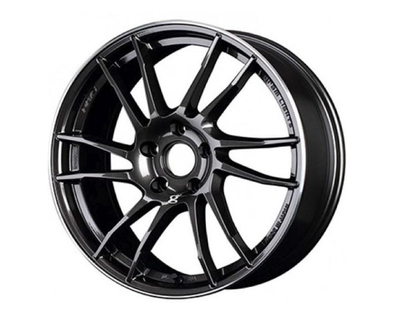 GramLights WGXX38DAAJ 57XTC Wheel 18x9.5 5x100 38mm Super Dark Gunmetal