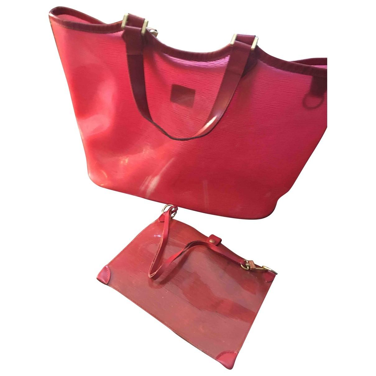 Louis Vuitton \N Red handbag for Women \N