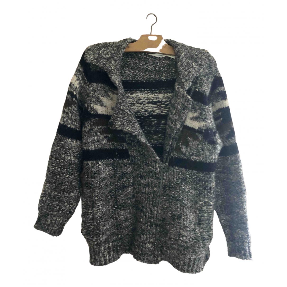 Isabel Marant Etoile \N Brown Wool Knitwear for Women 40 FR