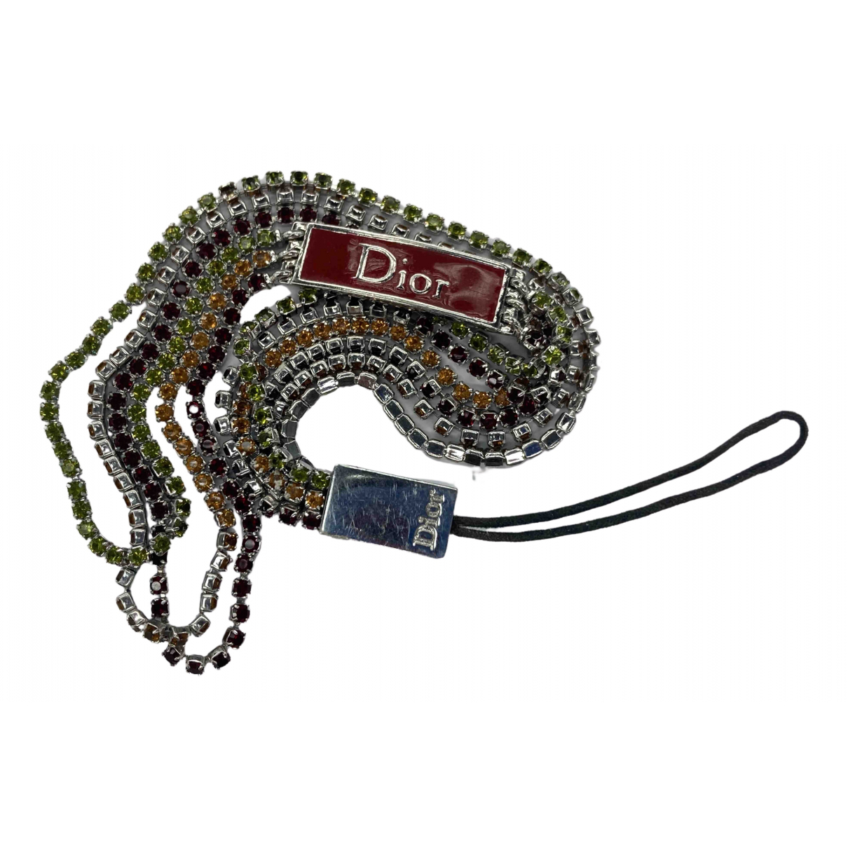 Dior \N Taschenschmuck in  Bunt Metall
